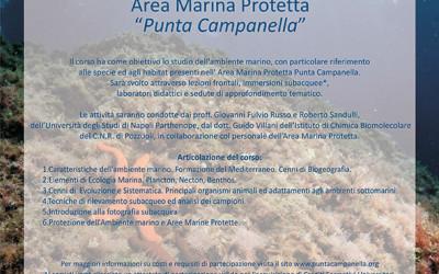 Corso teorico-pratico di Biologia Marina 2015