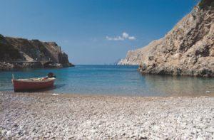 D.S.D. Padi - Spiaggia di Ieranto