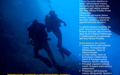 Corso teorico-pratico di Biologia Marina 2011