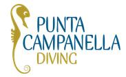 Punta Campanella Diving - Logo