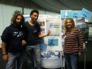 I volontari di Project MARE al Meeting dei giovani ambientalisti europei di Nizza