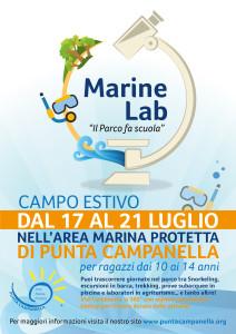 MarineLab Campo Estivo 2017