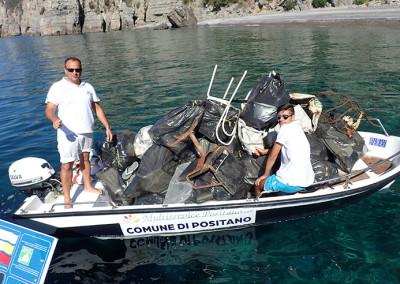 Volontari pulizia Tordigliano