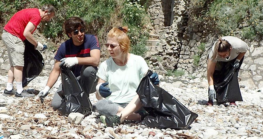 Volontari Project Mare