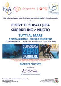 Zero Barriere - Punta Campanella