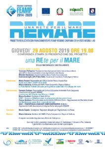 Remare, una rete per salvare il mare - Locandina