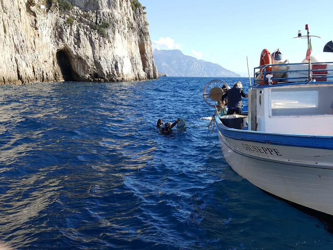 Remare, una rete per salvare il mare